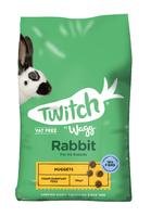 Wagg Twitch Rabbit Nuggets 10kg [Zero VAT]
