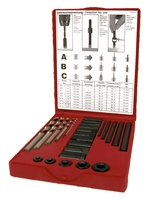 Ruko Thread Extractor Set 25 Pieces