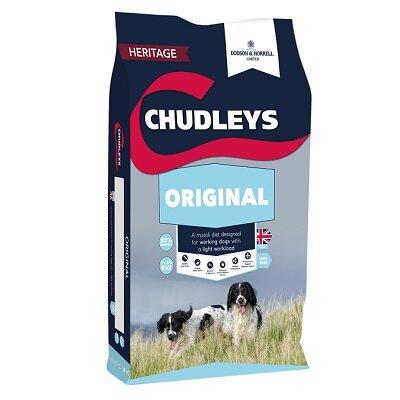 Chudleys Original Dog Food 15kg