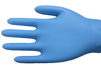 REDBACK NitriGrip Nitrile Household Glove (Box of 25 Pairs)