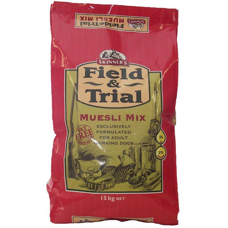 Skinners Field & Trial Muesli Mix 15kg