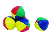Juggling Balls. (Sold in Sets of 12, min order 1 Set)