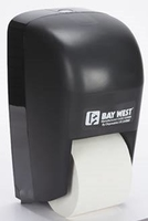 BAY WEST VERTICAL DISPENSER BLACK