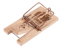 LUNA WOODEN MOUSE TRAP
