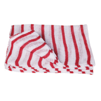 Wilsons Colour Coded Stockinette Cloth - Red