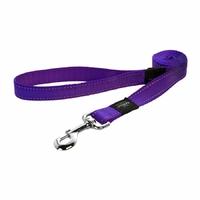 Rogz Utility Purple Large (Fanbelt) Fixed Lead 1.2m x 1