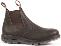 Redback UBOK Slip On Soft Toe Boot Brown