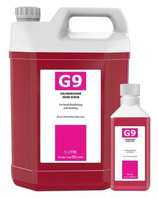 G9 Chlorhexidine Hand Scrub