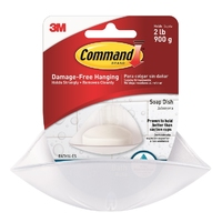Command Bathroom Soap Dish BATH14-ES
