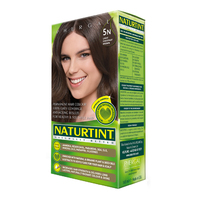 Naturtint Permanent Hair Colour Light Chestnut Brown 5N 170ml