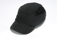 Black First Base Bump Cap