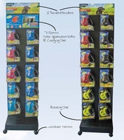 Ancol Viva Display Unit with 66 Viva Leads x 1