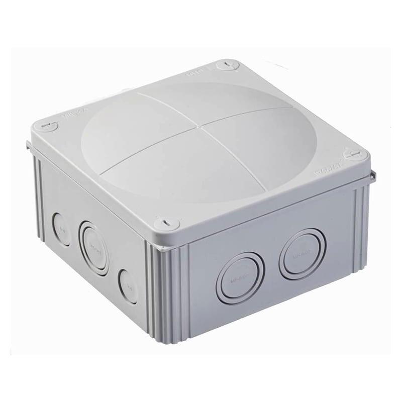 Wiska Combi 1010 Junction Box Grey 10060703