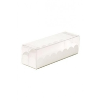 BOX PVC WITH SOFT WHITE 190x50x50mm DISC