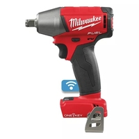 Milwaukee M18ONEIWF12-0 M18 FUEL™ ONE-KEY™ ½˝ BATTERY IMPACT WRENCH WITH FRICTION RING NAKED