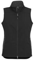 Ladies Geneva Softshell Vest 3000mm