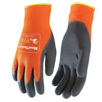 MAXITHERM PALM ORANGE GLOVES SIZE 10