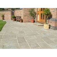 COURT YARD PAVING 600X600MM OLD GREY