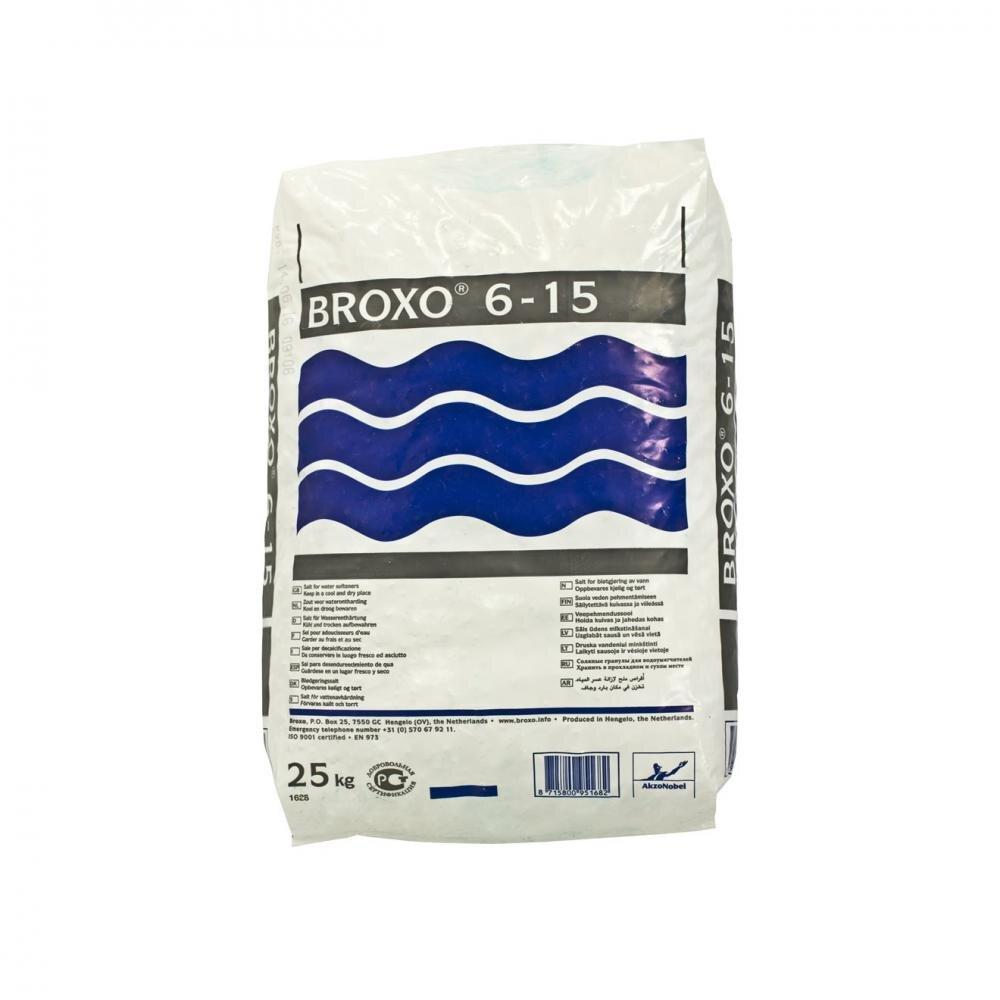 BROXO SALT 6-15 25KG