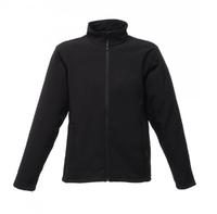 Regatta Reid Softshell Jacket, Navy - C/W West Logo
