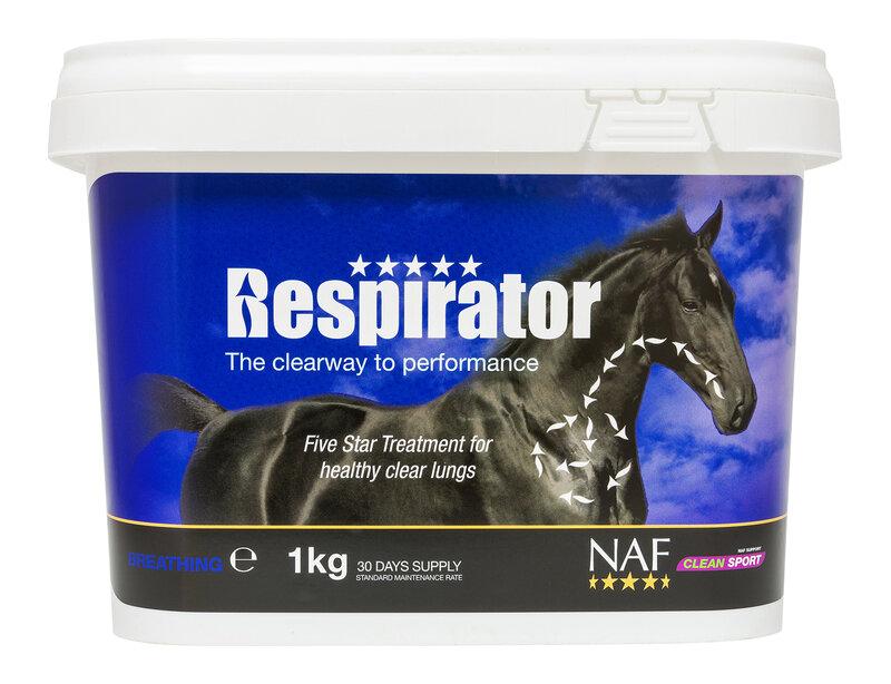NAF Respirator 5 Star 1kg