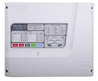 4 Zone Fire Alarm Panel no batteries
