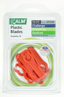 Lawnmower Plastic Blades For Challenge/Sovereign