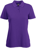 Fruit Of The Loom Lady-Fit 65/35 Polo-shirt