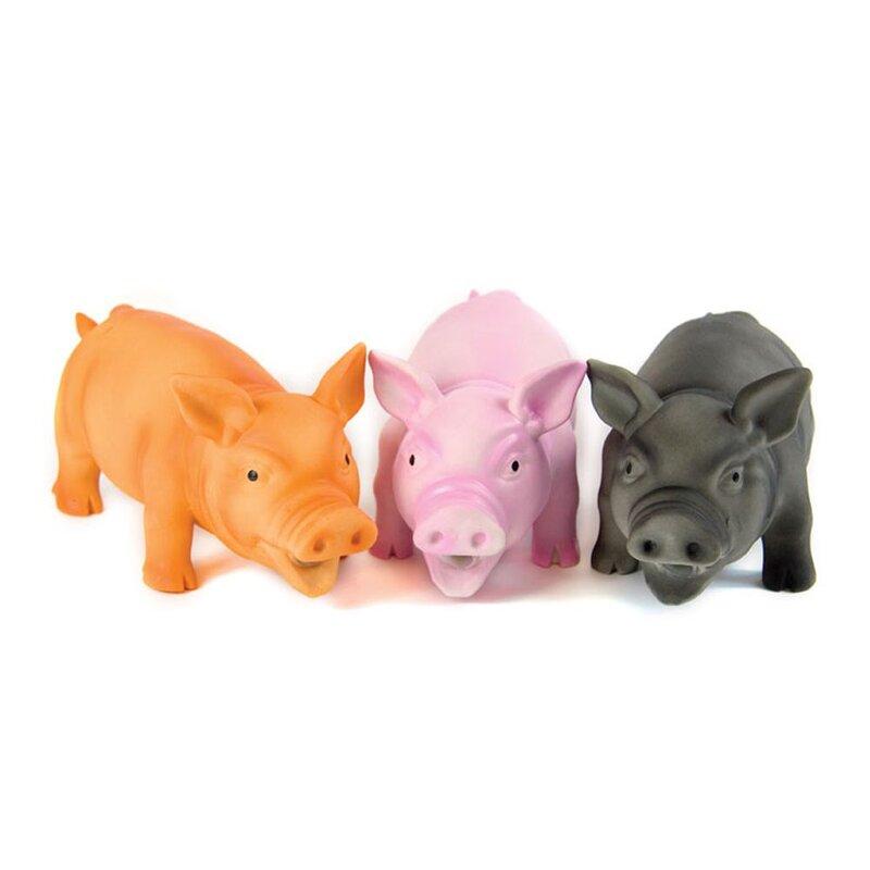 Good Boy Piglet Pals Dog Toys