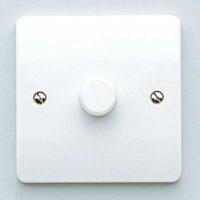 MK K1501WHILV Logic Plus Dim Switch 1G Tungsten Fil Low Volt 60-