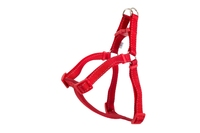 "Ancol Padded Nylon Harness Small Red 19"" x 1"
