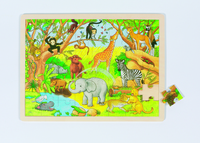 Africa Puzzle (P/Sng Min 1)