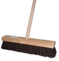 Workshop Broom Complete With Handle