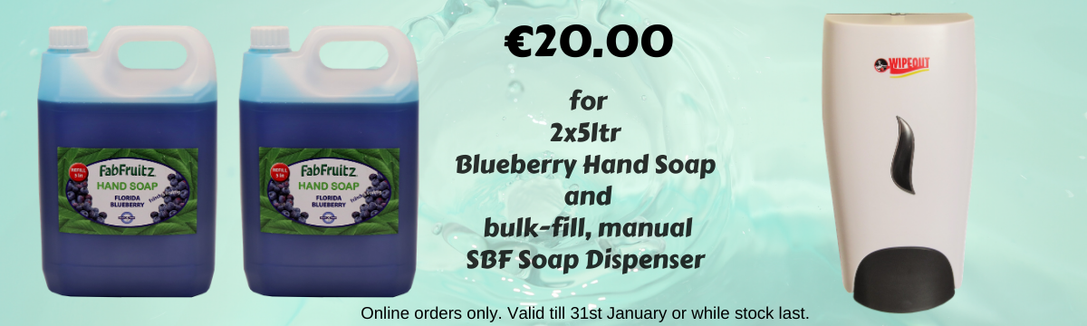 Blueberry Hand Soap