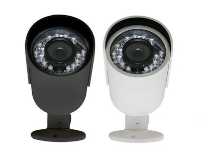 C2 MAX HDCVI 720P Fixed Bullet Two Pack (White or Black)