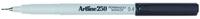 Artline Marker Pen 250 Permanent - Black