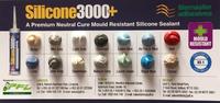 SILICONE 3000+ BEIGE 310ml