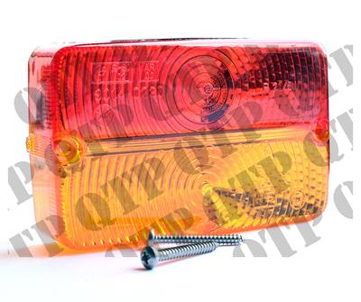 Lens Rear Lamp