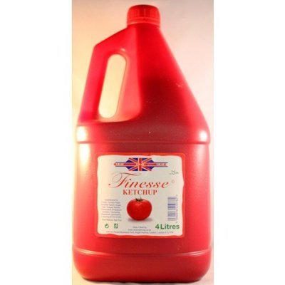 Sauce Ketchup Finesse 4ltr