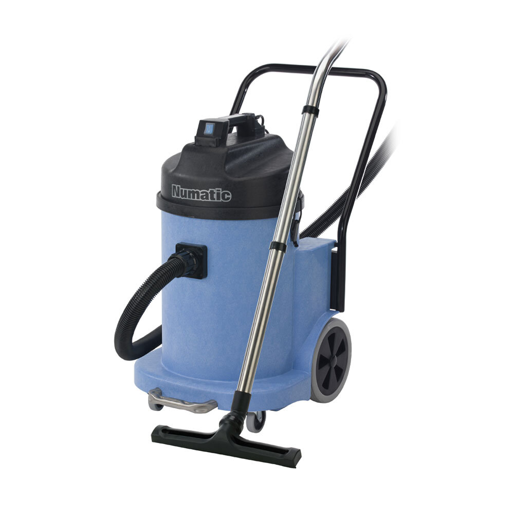 WVD902 NUMATIC PROFESSIONAL WET AND DRY VACUUM