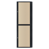 Penn Elcom 35U Smoked Polycarbonate Rack Door (R8450/35)
