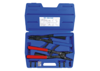 King Tony Circlip Pliers Ratchet Type Set 45211PP