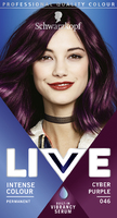 Live Intense Colour Cyber Purple 46