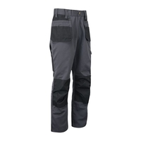 Tuffstuff 710 Gry/Blk Excel Work Trouser