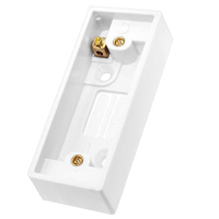 Vimark 1 Gang Architrave Surface Box