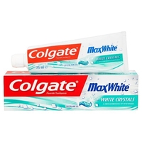 Colgate Max White Crystal Mint Toothpaste 100ml