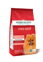 Arden Grange Adult MINI Dog Chicken & Rice 2kg