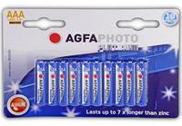Photo Digital Alkaline AAA Battery B10