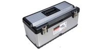 "NEILSEN Plastic Stainless Toolbox 22.5""  CT3431"