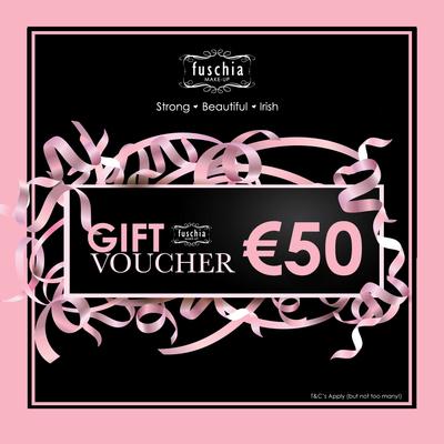 €50 Gift Voucher